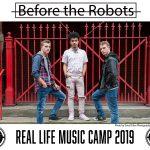 Before the Robots Press Photo V1