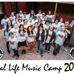 REAL LIFE MUSIC CAMP. 2016 GROUP PICTURE