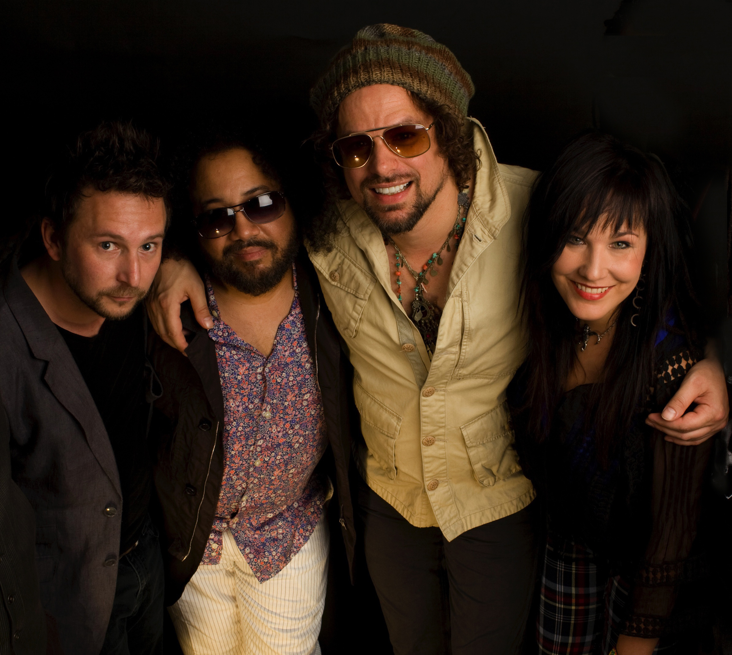 Rusted Root 2014 Promo Shot